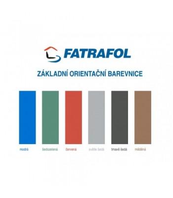 FATRAFOL 804 -2 mm / 1,2 m - 18m2  (barevná)