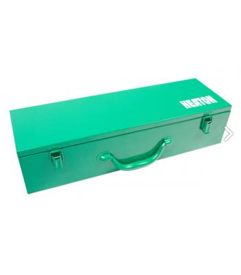 Transportní kovový box pro ruční přístroje